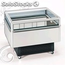 Ice cream and frozen food display chest refrigerator - mod. promoxion130nt -