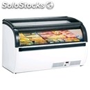 Ice cream and frozen food display chest refrigerator - series: skyp - manual