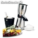 Ice crusher mod. th31924 - n. 1 jug - production per hour 180 litres - power