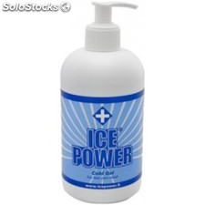 Ice Power Gel Frío Natural 400 ml