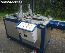 Ice-Trade Cleat Buffing Machine
