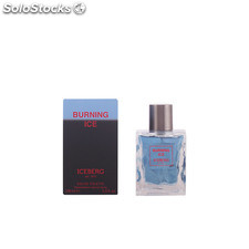Iceberg burning ice men edt vaporizador 100 ml