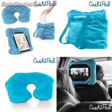 IDEA DE REGALO COJIN MULTI USO SOPORTE PARA TABLET IPAD COCHE