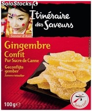 Ids gingembre 100G