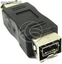 Ieee 1394b FireWire 800 Adapter (9-Female to 6-Male) Type 2 (FW44)
