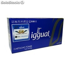 iggual - Tóner Reciclado Brother TN-3060 Negro