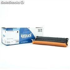 iggual Tóner Reciclado Brother TN-321BK Negro