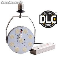 iluminacion lamparas 150 Watt DLC luminaria led retrofit