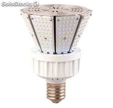 iluminacion lamparas Bombilla LED 80 Watt bombilla led post