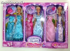 Im/coffret 3 princesses
