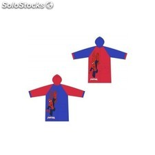 Impermeable 3 Und. Spiderman Marvel T.4-6-8