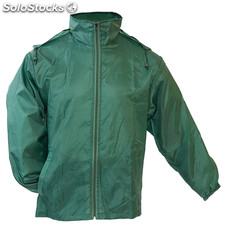Impermeable grid verde