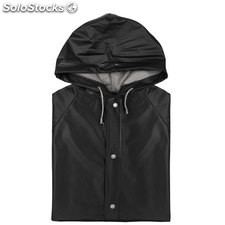 Impermeable hinbow Negro