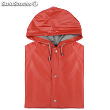 Impermeable hinbow rojo