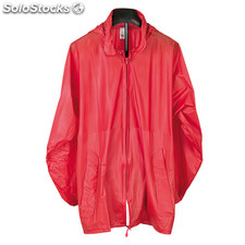 Impermeable hips rojo