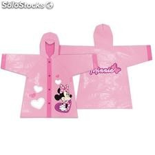 Impermeable Minnie Mouse