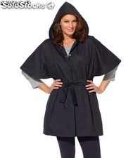 Impermeable Negro