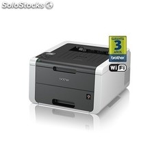 Impresora brother hl-3150CDW 18ppm 64Mb led Color Wifi