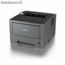 Impresora brother laser monocromo hl-5470dw a4/ 38ppm/ 128mb/ usb/ red/