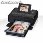 Impresora canon CP1200 sublimacion color photo selphy 300PPP/ usb negro kit