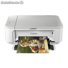 Impresora canon multifuncion pixma MG3650 blanco