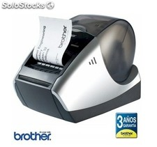 Impresora etiquetas Brother QL-570