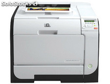 Impresora hp laserjet pro 400 M451DN laser color 20PPM negro 20PPM color 384MB
