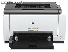 Impresora hp laserjet pro CP1025NW laser color 16PPM negro 4PPM color 64MB usb