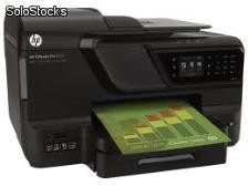 Impresora hp Officejet Pro 8600 imprime, copia, escanea