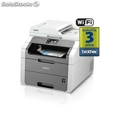 Impresora láser brother dcp-9020CDW led laser color sin fax usb red Wifi
