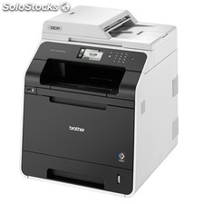 Impresora láser brother dcp-L8400CDN 28ppm 256MB Dual usb/red