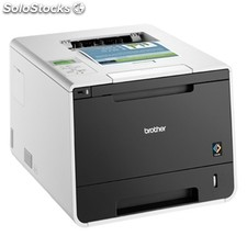 Impresora láser brother hl-L8350CDW 30ppm 128MB Color Red/Wifi