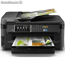Impresora multifunción de tinta Epson workforce wf-7610DW A3