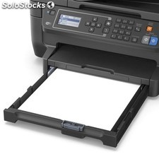 Impresora multifuncion Epson WorkForce WF-2630WF color tinta 100 hojas Wi-Fi(n),