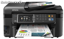 Impresora multifunción epson WorkForce wf-3620DWF