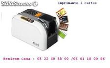 Imprimante cartes et badges pvc (HiTi CS200e)