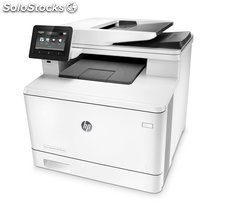 Imprimante hp color laserjet pro mfp M477