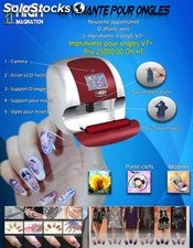 imprimante pour ongles / nail printer