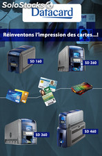 Imprimantes de badge Datacard