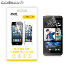 Imuca Anti Blu-Ray Screen Protector for htc Desire 700