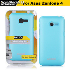 iMUCA Case for asus Zenfone 4 iMUCA Organdy Series pc Case for asus Zenfone 4
