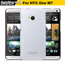 iMUCA Case for htc One (M7) Original iMUCA Organdy Series pc Case for htc One