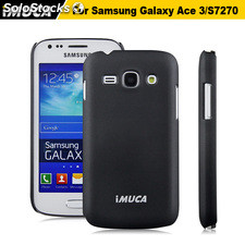 iMUCA Case for Samsung Galaxy Ace3 Original iMUCA Organdy Series PC Case for