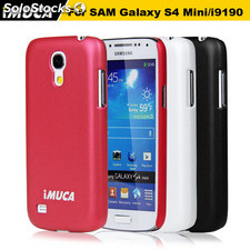 iMUCA Case for Samsung Galaxy S4 Mini Original iMUCA Organdy Series PC Case for