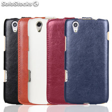 Imuca Concise Leather Case for Lenovo vibe x/S960 (4 colors)