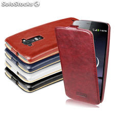 Imuca Concise Leather Case for lg g Flex F340/D958 (4 colors)