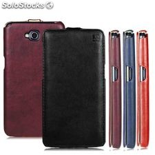 Imuca Concise Leather Case for lg g Pro Lite/D686 (4 colors)