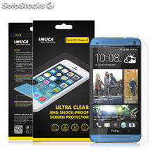 IMUCA Shock-Proof Screen Protector Anti shock Screen Protector for HTC One M7