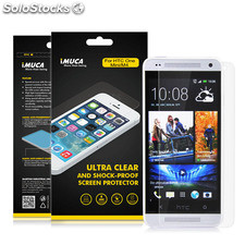 IMUCA Shock-Proof Screen Protector Anti shock Screen Protector for HTC One Mini