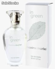 In green maxime muriel, eau de toilette